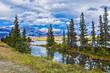 Shallow-water lakes
