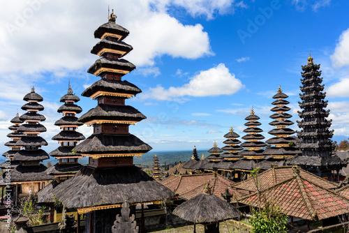 Fotobehang Bali Pura Besakih, Bali, Indonesia