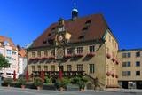 Rathaus in Heilbronn, Baden Württemberg, Deutschland