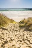 Weg zum Strand - 186878035
