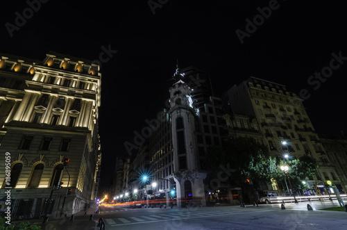 In de dag Buenos Aires Edificios