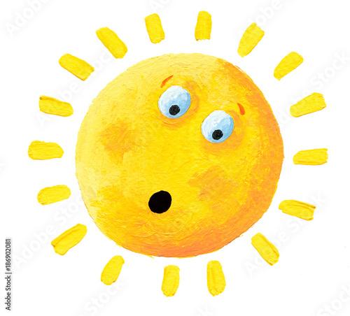 Surprised Sun