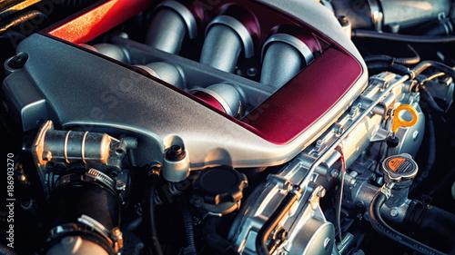 Motorinnenraum - 186903270