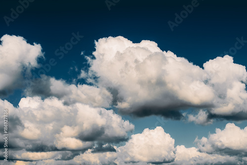 clouds before rain. Dramatic Storm Clouds Area Background