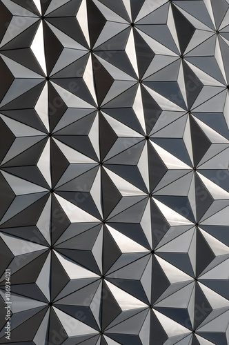 Fototapeta 3D pattern geometric design of your imagination.