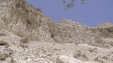 View of the caves of Ein Gedi - 186938695