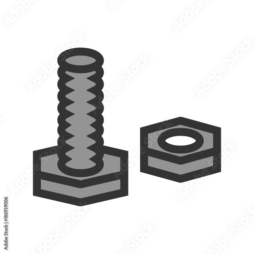 Nut and Bolt