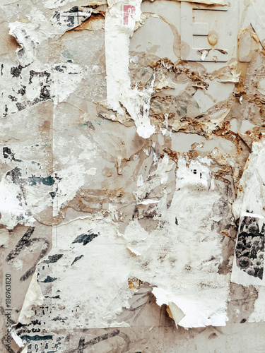 Fotobehang Abstractie Beige paper texture background copy space for text