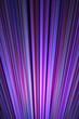 Radiating violet stripes background