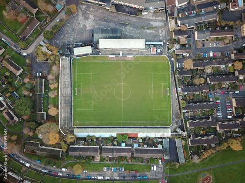 Foto op Plexiglas Parijs Bath City Football Club 2