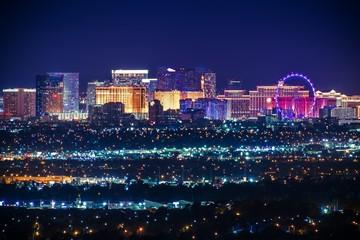 Nevada USA City of Las Vegas