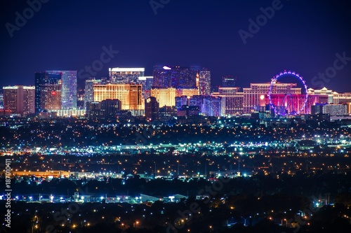 Foto Murales Nevada USA City of Las Vegas