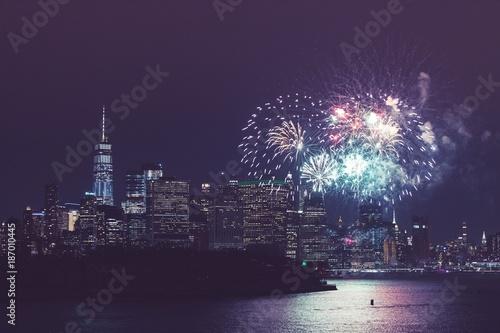 Foto Murales New York City Celebration