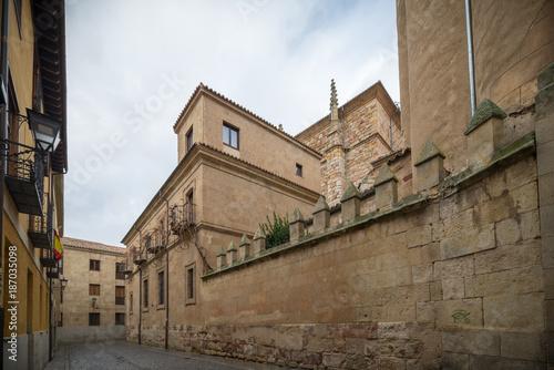 Foto Murales Salamanca, ciudad histórica y cultural, España.
