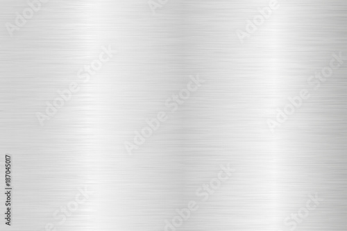 Brushed steel background. Metal texture