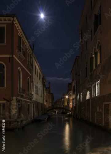 Venezia di notte Cavalli Piana del Cansiglio prime luci  - 187052088