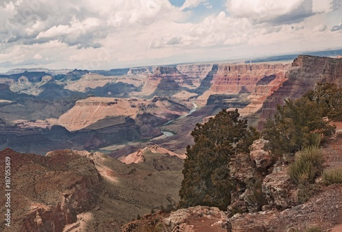 Foto op Aluminium Zalm Grand Canyon,Arizona, USA,SW