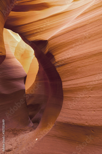 Poster Arizona Antelope Canyon, Apache County USA