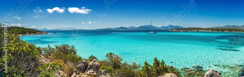 Petra Ruja beach - Costa Smeralda - Sardinia - 187092068