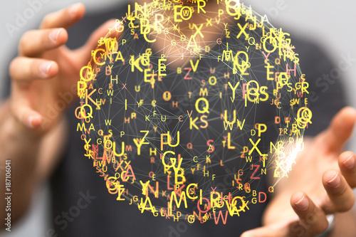 Foto op Canvas Snelle auto s computing net