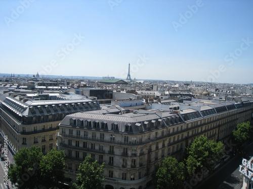 Foto op Plexiglas Parijs Paris