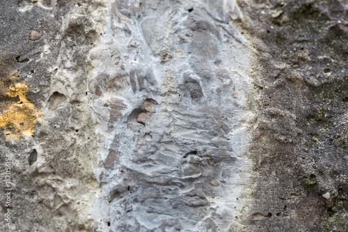 In de dag Stenen stone background