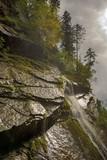 Wimbach waterfall, Germany