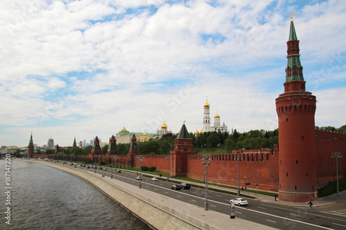 Aluminium Moskou Moscow Kremlin, Russia