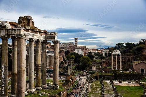 Fotobehang Rome Rome