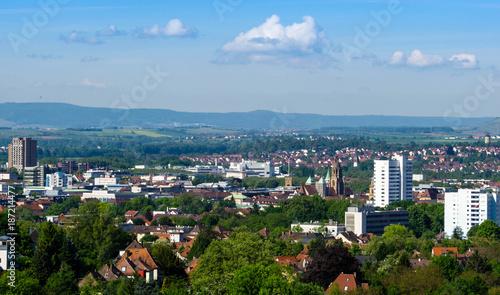Stadtpanorama Heilbronn panorama