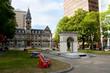 Memorial Park - Halifax - Nova Scotia