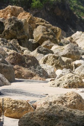 In de dag Stenen Big rocks, outdoors, no people