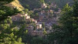 View of Masuleh village, Gilan Province, Iran. UNESCO World Heritage - 187219837
