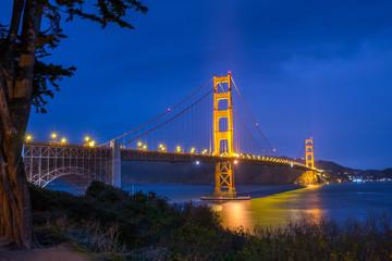 San Francisco de nuit