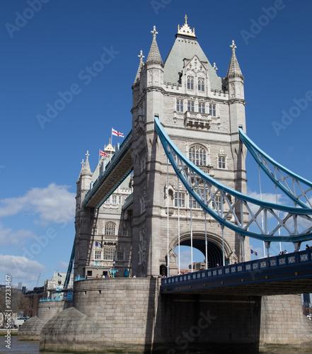 Foto op Plexiglas Londen Tower Bridge, London