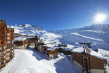 Panorama of Val Thorens - 187252263
