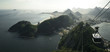Amazing panorama of Rio de Janeiro from Sugarloaf mountain, Brazil - 187255693