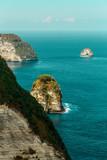 dream Bali coastline at Nusa penida