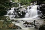 Water fall in little Hawaii trail at tko - 187290266