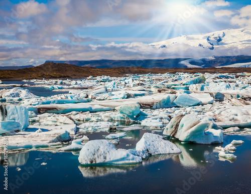 Foto op Plexiglas Antarctica 2 Cool northern sun