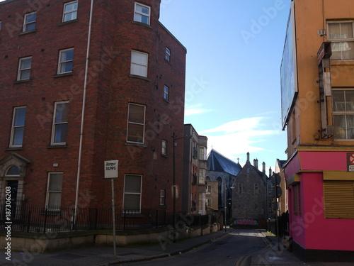 Aluminium Smalle straatjes Dublin