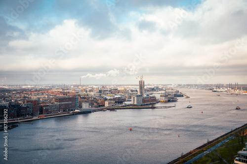 Fotobehang London European Skyline