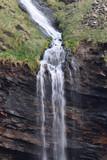 Waterfall Tregardock Beach North Cornwall