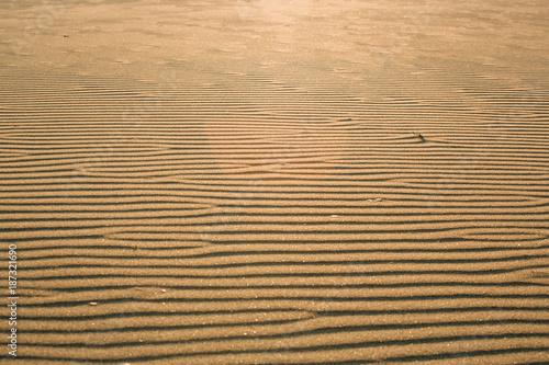 Fotobehang Koffiebonen duna de monsul, almeria
