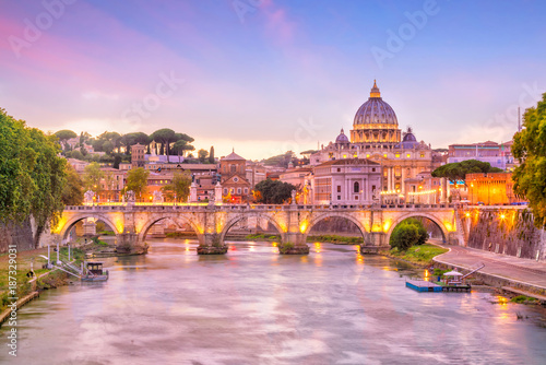St Peter Cathedral in Rome, Italy