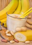 Milkshake - Banana - Peanut Butter