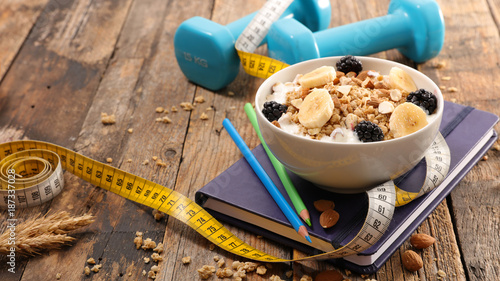 fitness breakfast plan - 187337028