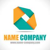 logo entreprise business concept créativité  - 187344807