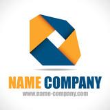 logo entreprise business concept créativité  - 187344835