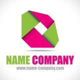 logo entreprise business concept créativité  - 187344853